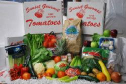 Home   Sunset Fruit & Vegetable Company, Inc